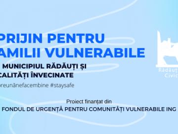 proiect finanțare ING